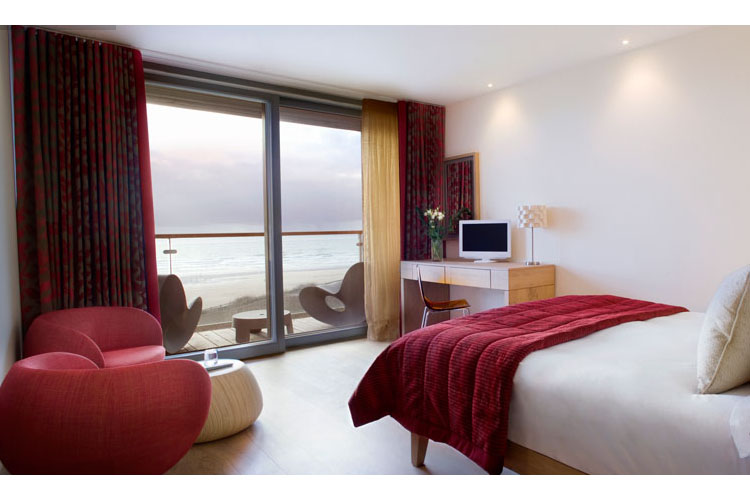 Just Right Room - The Scarlet - Mawgan Porth