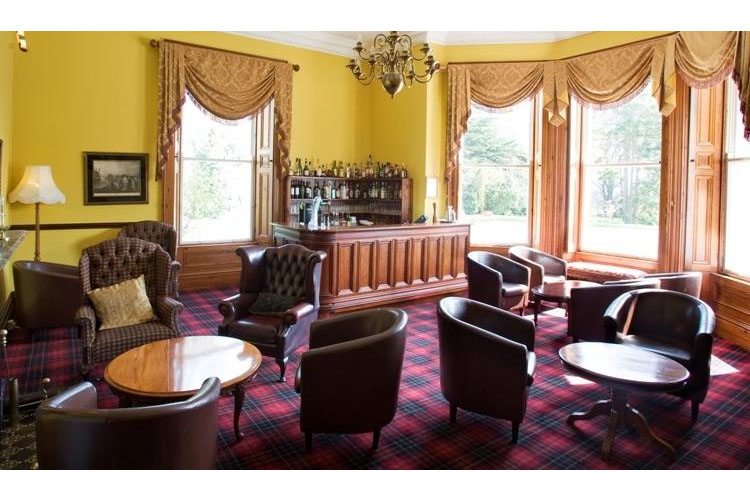 Tinakilly country house ein boutiquehotel in leinster for Small country hotels