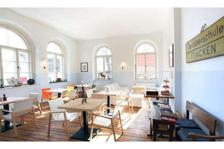 Dining Room - Kavaliershaus Suitehotel Am Finckener See - Fincken