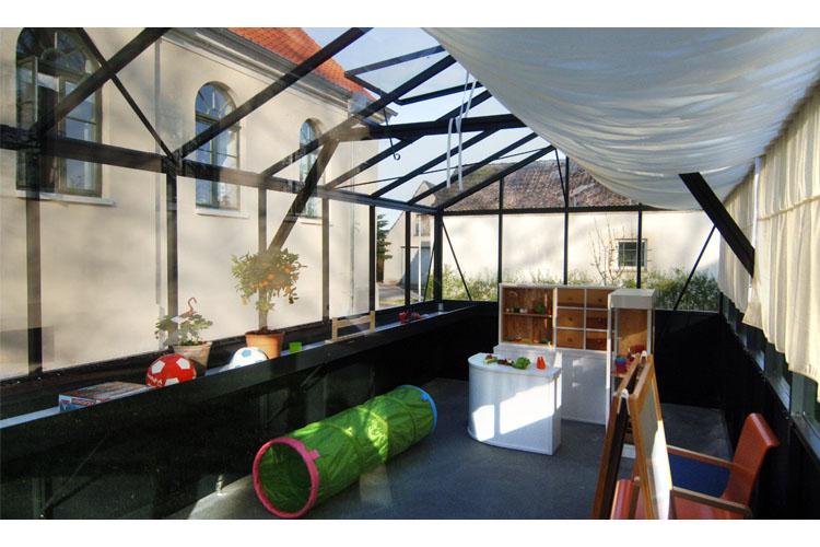 Play Room - Kavaliershaus Suitehotel Am Finckener See - Fincken