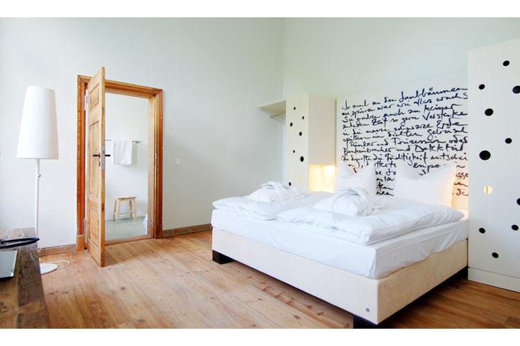 Double Room 11 - Kavaliershaus Suitehotel Am Finckener See - Fincken