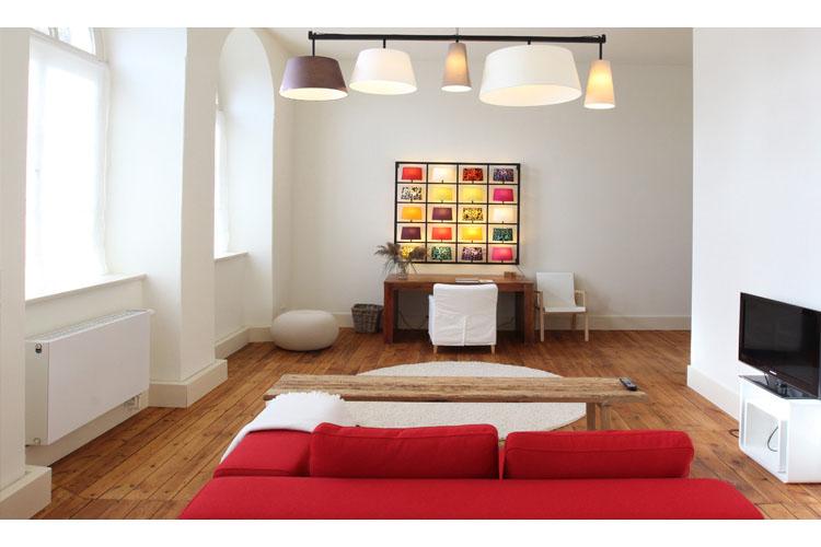 Suite 1 - Kavaliershaus Suitehotel Am Finckener See - Fincken