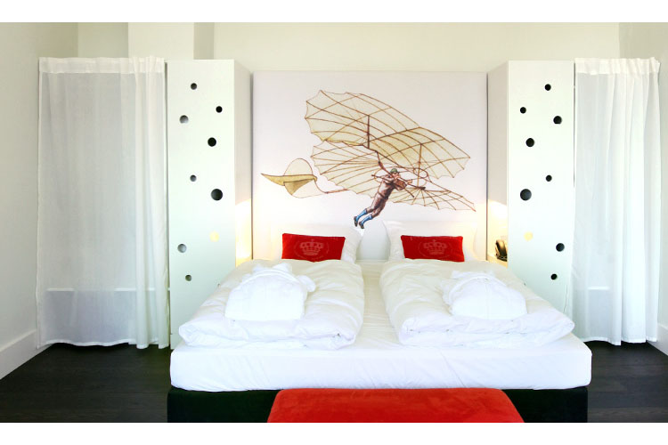 Suite 2 - Kavaliershaus Suitehotel Am Finckener See - Fincken