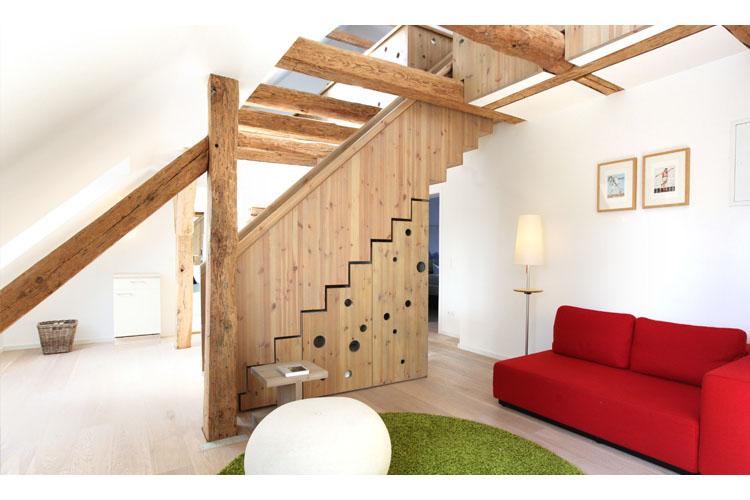Suite 4 - Kavaliershaus Suitehotel Am Finckener See - Fincken