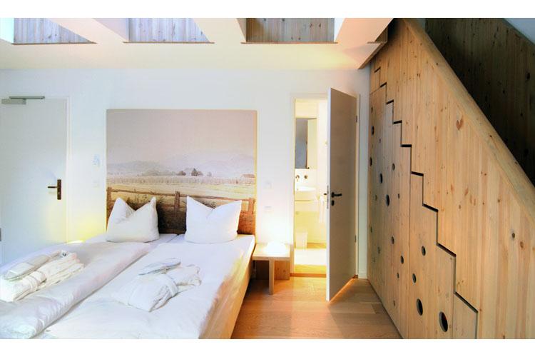 Suite 8 - Kavaliershaus Suitehotel Am Finckener See - Fincken