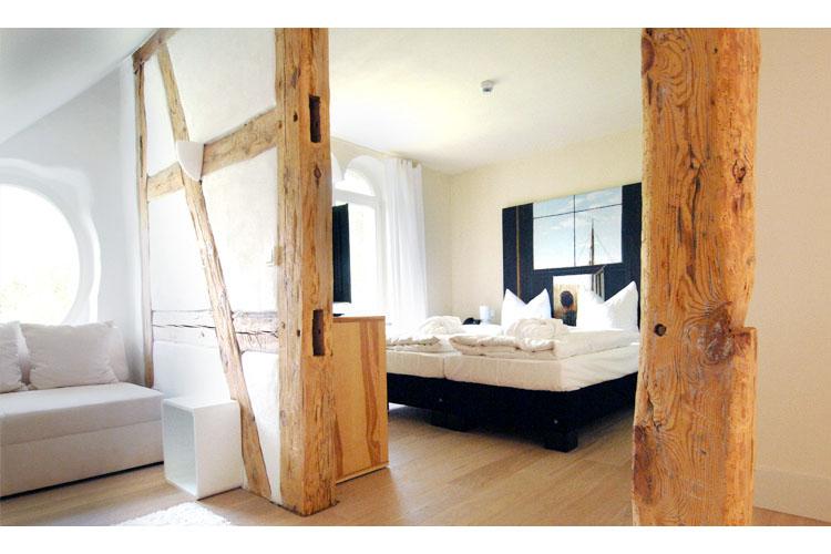 Suite 9 - Kavaliershaus Suitehotel Am Finckener See - Fincken
