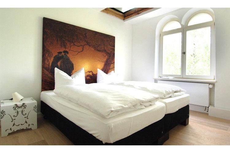 Suite 10 - Kavaliershaus Suitehotel Am Finckener See - Fincken