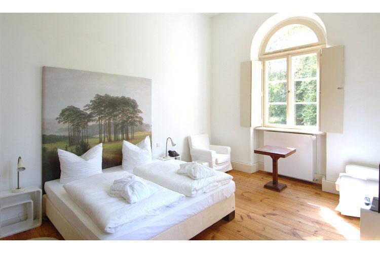 Suite 12 - Kavaliershaus Suitehotel Am Finckener See - Fincken