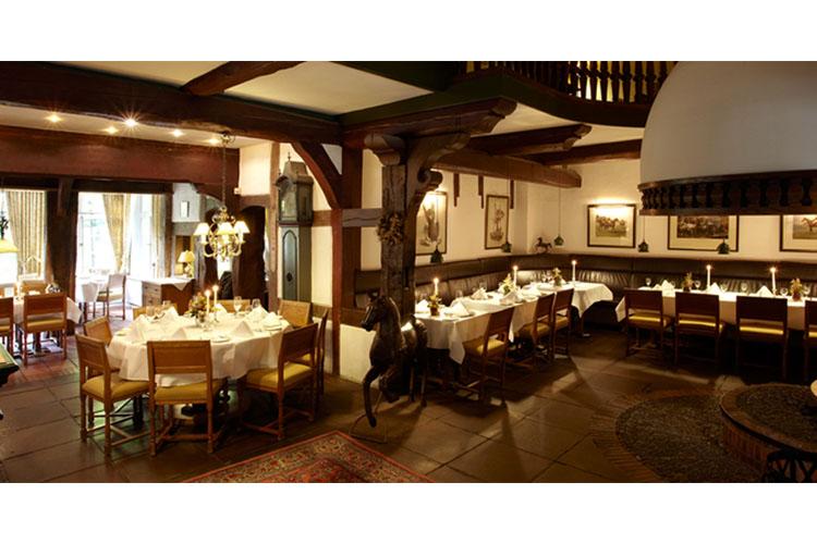 Dining Room - Forsthaus Heiligenberg - Bruchhausen