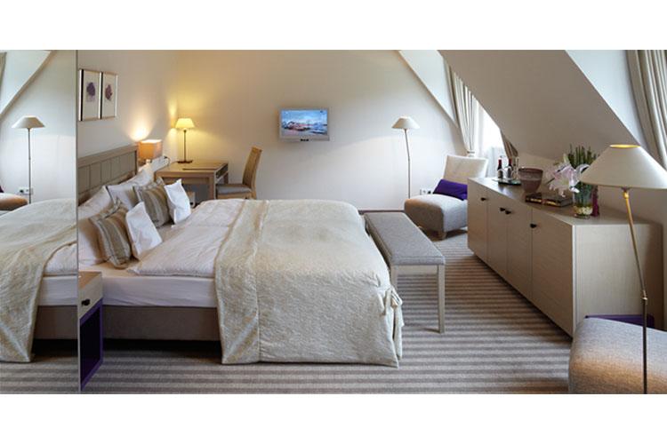 Double Room - Forsthaus Heiligenberg - Bruchhausen