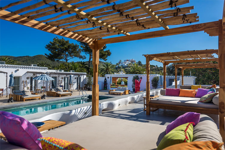 Ibizazen a boutique hotel in ibiza for Small great hotels