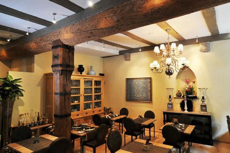 Dining Room - Hotel herrnschlösschen - Rothenburg ob der Tauber