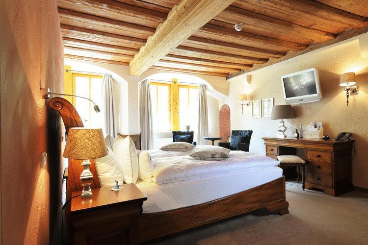 Amaryllis Double Room  - Hotel herrnschlösschen - Rothenburg ob der Tauber