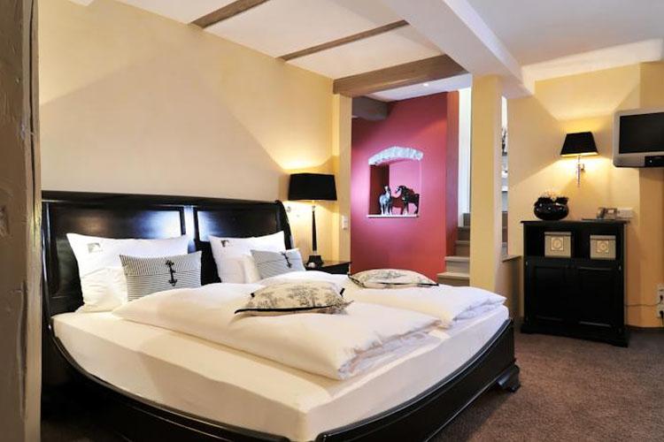 Tulip Suite - Hotel herrnschlösschen - Rothenburg ob der Tauber