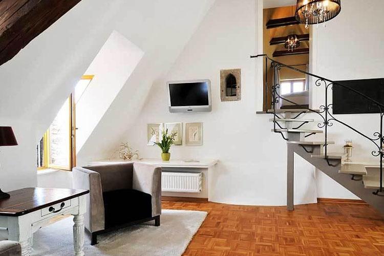 Lily Suite - Hotel herrnschlösschen - Rothenburg ob der Tauber