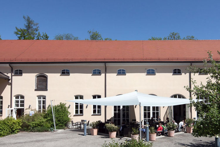 Hotel kloster holzen ein boutiquehotel in bayern for Great little hotels