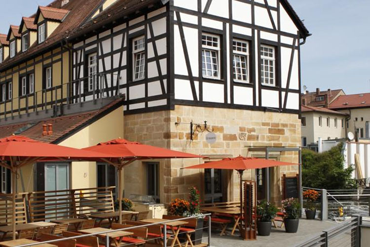 Hotel nepomuk ein boutiquehotel in bayern for Bamberg design hotel