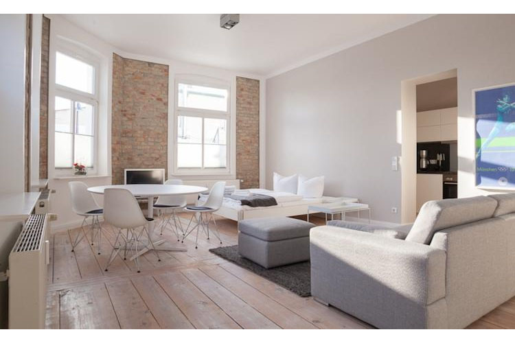 Apartment - Villa Albatros - Ahlbeck