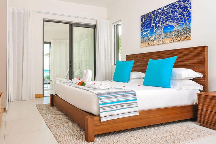Apartment Front Beach - Cap Ouest by Horizon Holidays - Flic-en-Flac