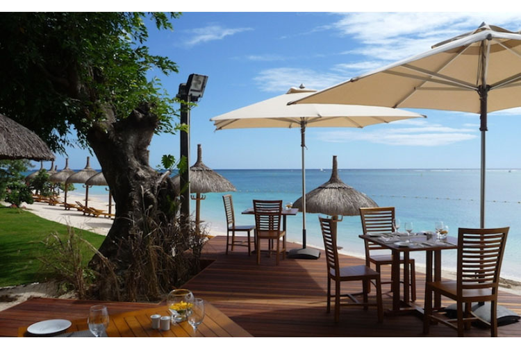 Exterior Dining Room - Le Cardinal Exclusive Resort - Trou aux Biches