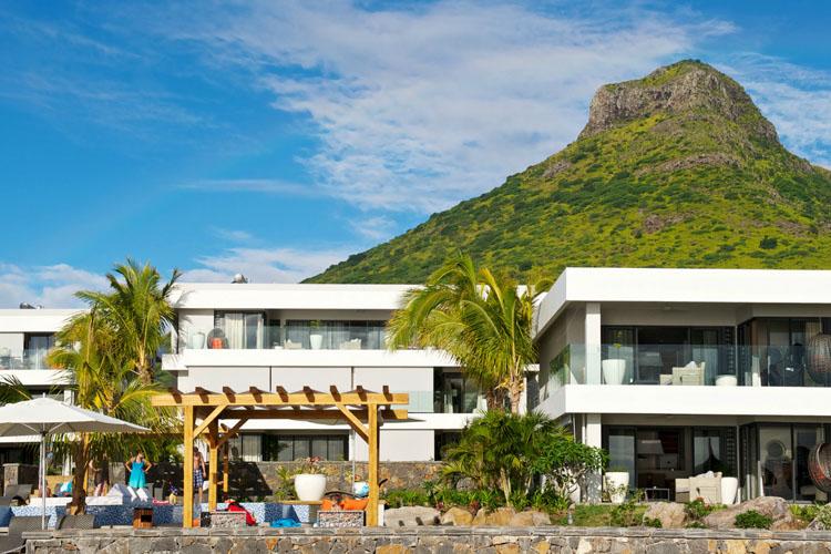 Hotel - Leora Beachfront - Tamarin