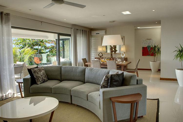 Penthouse - Leora Beachfront - Tamarin