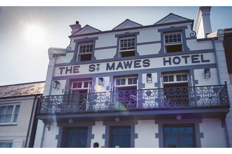 The st mawes hotel h tel boutique cornwall for Great little hotels