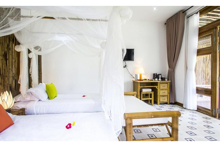 Double Room - The Island Lodge - Thoi Son
