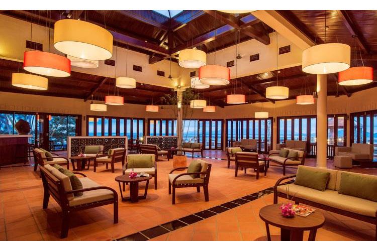 Lobby - Victoria Nui Sam Lodge - Chau Doc