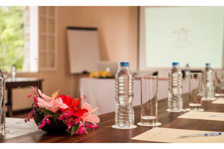 Business Room - Victoria Nui Sam Lodge - Chau Doc