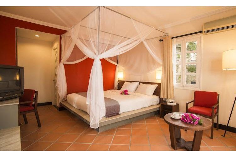 Superior Room - Victoria Nui Sam Lodge - Chau Doc