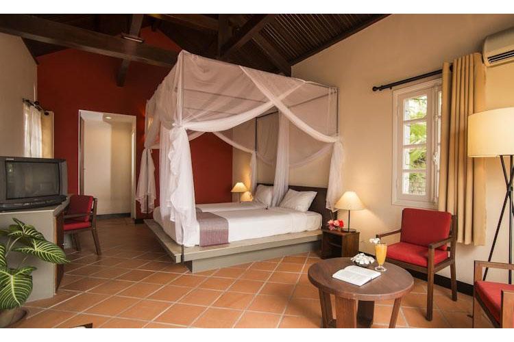 Deluxe Room - Victoria Nui Sam Lodge - Chau Doc