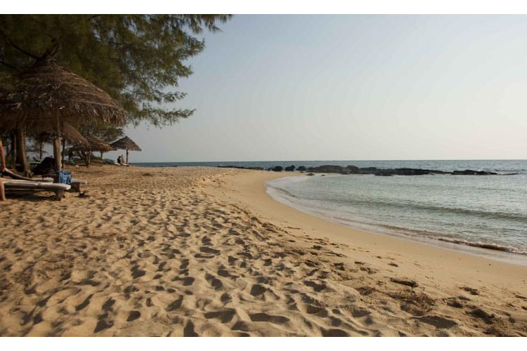 Beach - Mango Bay Phu Quoc Resort - Phu Quoc Island
