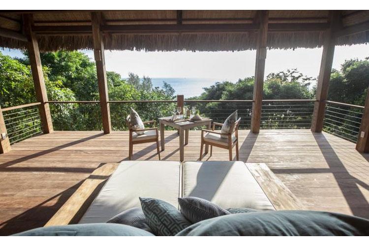 Balcony - Mango Bay Phu Quoc Resort - Phu Quoc Island