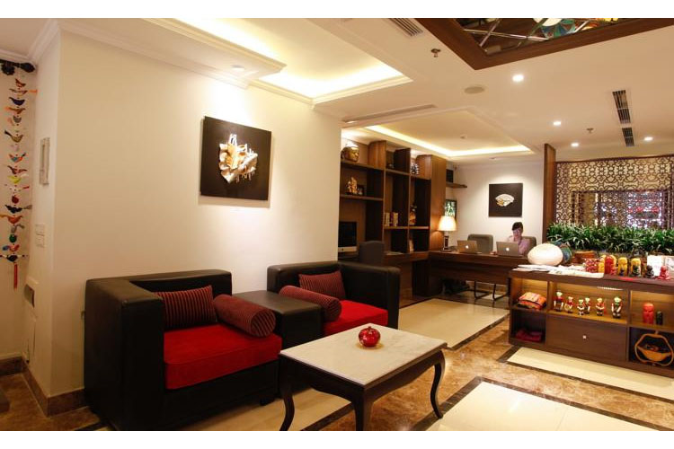 Reception - Essence Palace Hotel - Hanoï