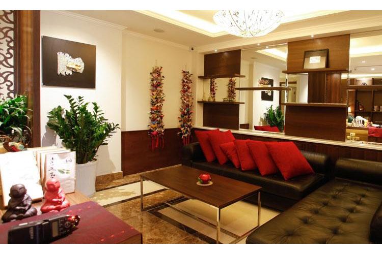 Lounge - Essence Palace Hotel - Hanoï