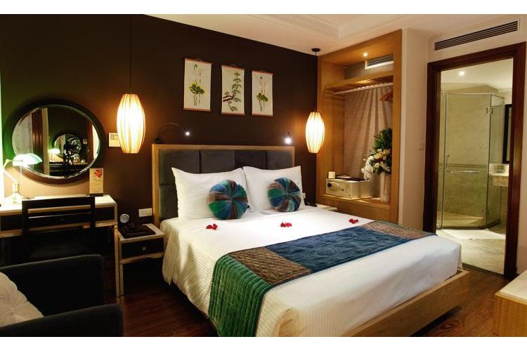 Superior Room - Essence Palace Hotel - Hanoï