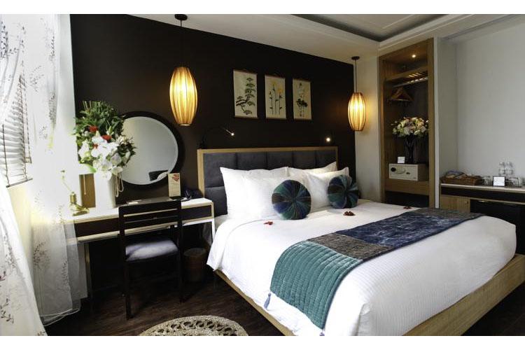 Deluxe City Room - Essence Palace Hotel - Hanoï