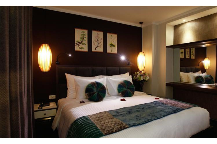 Balcony Suite - Essence Palace Hotel - Hanoï
