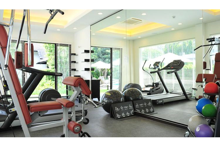 Gym - Villa Song Saigon - Ciudad Ho Chi Minh