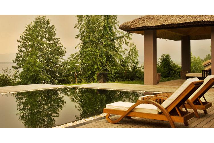 Pool Family House - Vedana Lagoon Resort & Spa - Phu Loc