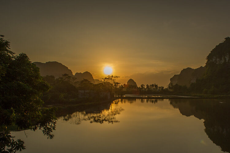 Views - Tam Coc Garden Resort - Ninh Binh