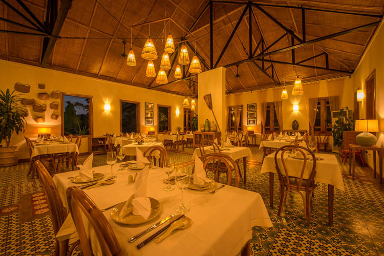 Dining Room - Tam Coc Garden Resort - Ninh Binh