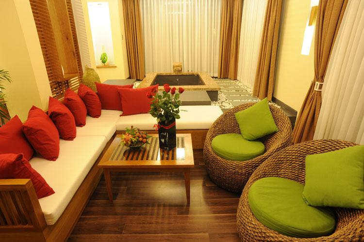 Aroma Villages Triple - Aroma Beach Resort and Spa - Phan Thiet