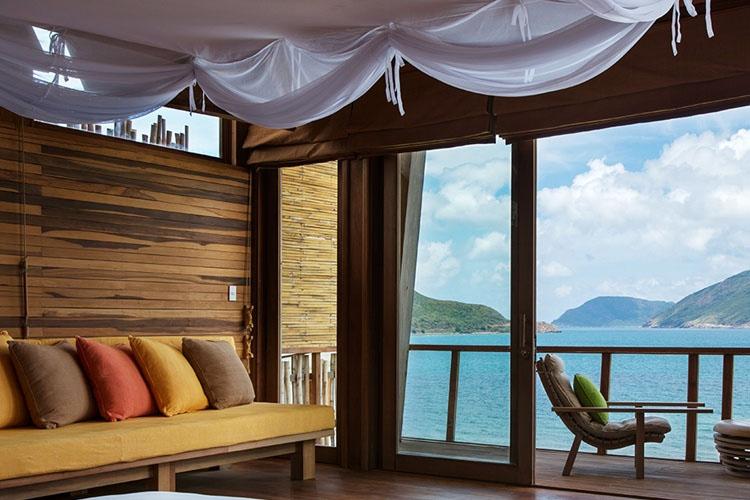 Ocean Front 4 Bedroom - Six Senses Con Dao - Con Dao Islands