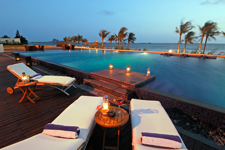 Pool - Princess d'Annam Resort & Spa - Thuan Nam