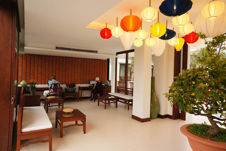 Common Area - Vinh Hung Emerald Resort - Hoi An