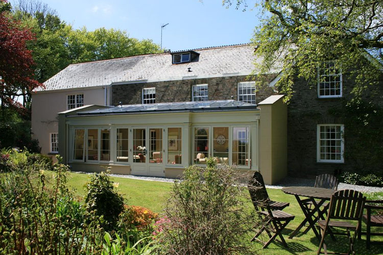 The old rectory hotel ein boutiquehotel in devon for Small great hotels