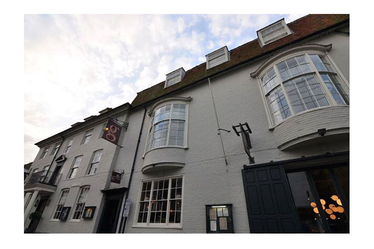 Facade - The George in Rye - Rye