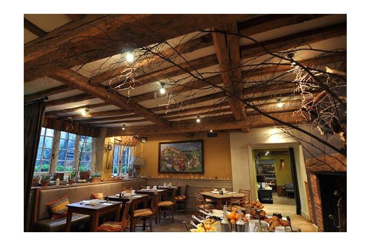 Dining Room - The George in Rye - Rye